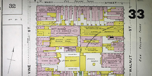 Fire Insurance Maps Photos
